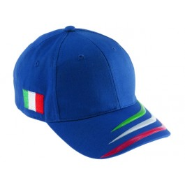Cappello Baseball Italia Royal