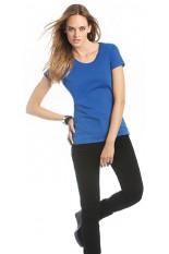 T-Shirt donna ampio scollo