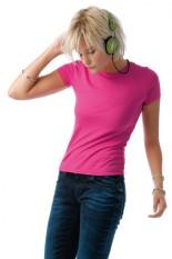 T-Shirt donna fluo