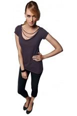 T-Shirt donna 100% cotone