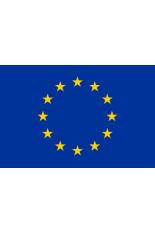 Adesivo PVC Europa varie misure e formati