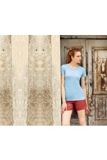 T-Shirt donna personalizzata aderente