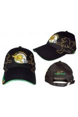 Cappellino baseball cotone