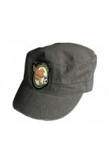 Cappello vasco verde militare