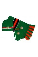 Kit sciarpa e guanti Venezia Calcio