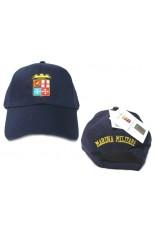 Cappello Marina navy