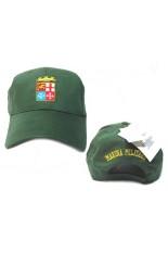 Cappello Marina verde