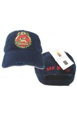 Cappello marina San Marco