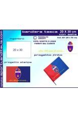 Progetto Bandiera 20 cm X 30 cm