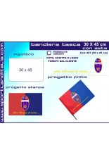 Progetto Bandiera 30 cm X 45 cm