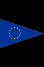 Guidone triangolare Europa varie misure e formati