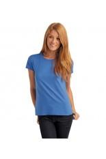 T-shirt girocollo donna organic 150