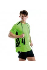 Men's training shirt fluo
