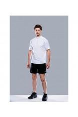 T-shirt collo zip Endurance