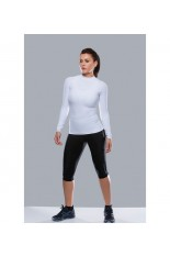 T-shirt manica lunga donna Base Layer