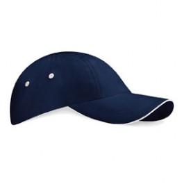 Cappello personalizzato Brushed Cotton Sports