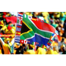 Bandiera personalizzata mondiali calcio