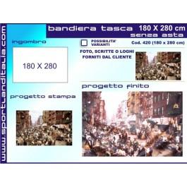 Flag project 180 cm X 280 cm