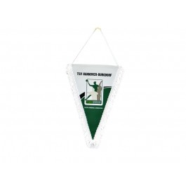 Gagliardetto triangolare ricamato Volley
