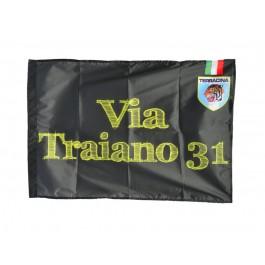 Bandiera Bandierone tifoso
