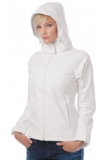 B&C Hooded Softshell-women
