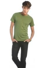 T-Shirt uomo cotone ring spun
