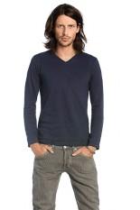 T-Shirt uomo cotone manica lunga