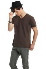 T-Shirt uomo collo a V