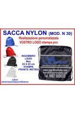 Custom Nylon Bag project 1