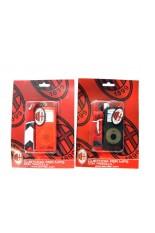 MP3 case with shoulder strap
