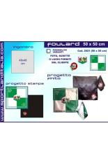 Project Pocket Scarf 50 cm X 50 cm