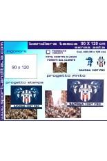 Flag project 90 cm X 120 cm
