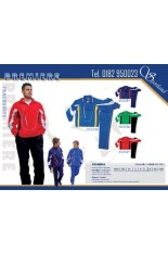 3 Polyester tracksuit