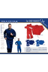 Polyester jumpsuit 6