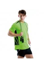 Men's training shirt fluo